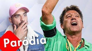 Grêmio campeão da Libertadores - Paródia 'Felice los 4' (Maluma)
