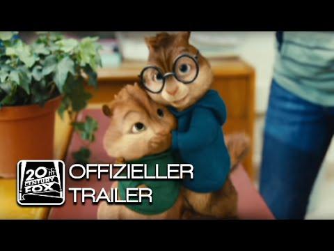 alvin und die chipmunks 2 trailer 2 deutsch german youtube. Black Bedroom Furniture Sets. Home Design Ideas