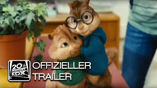 Alvin und die Chipmunks 2 - Trailer 2 - Deutsch / German