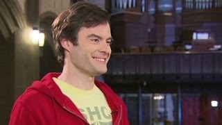 Web only: Former SNL member Bill Hader's first failed SNL pitch