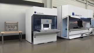 TRUMPF bending: ToolShuttle - Setting up press brakes quickly and ergonomically