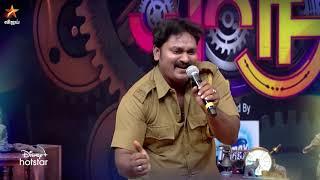 Kalakkapovadhu Yaaru-Vijay tv Show