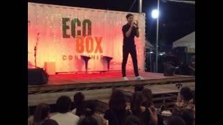 [EcoBox] Tim khoe giọng tại Container Market