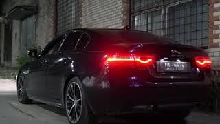 Тюнинг выхлопной системы Jaguar XE 2.5t