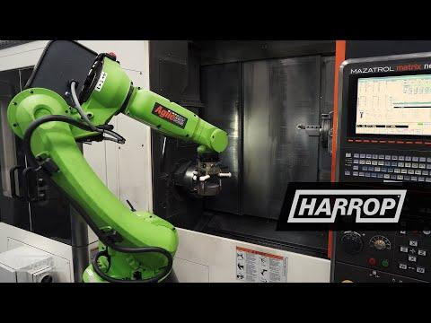 INSIDE HARROP | Machine Tool Technology