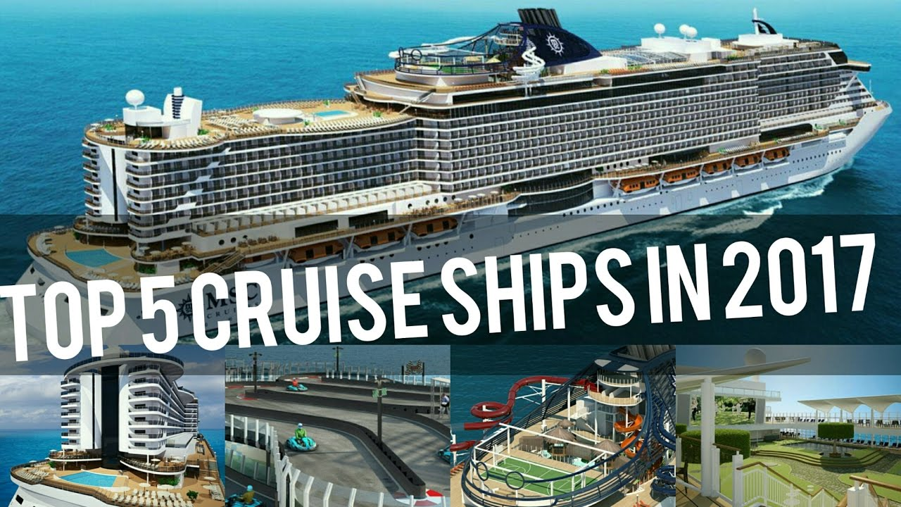 Top 5 best cruise ships youtube for Best us cruise lines