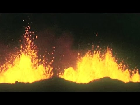 Kilauea: Into the Night Volcano