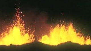 Kilauea: Into the Night Volcano