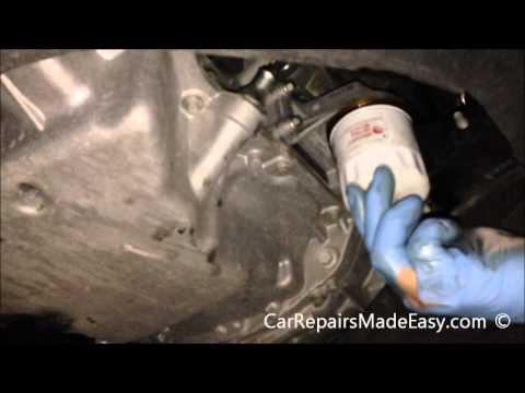 2012 Ford Escape Oil Type >> Ford Escape Oil Change Procedure