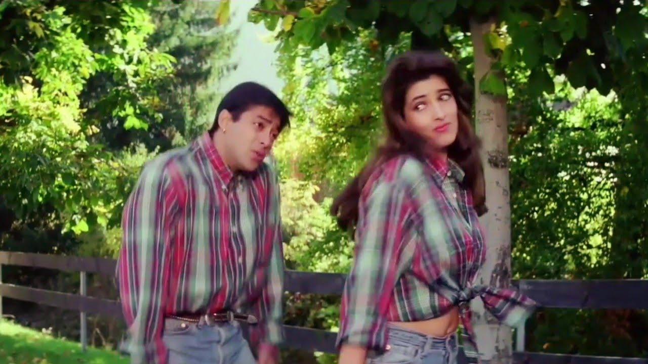 Download Ek Dil Tha Paas Mere-Jab Pyaar Kisise Hota Hai 1998, Full HD Video Song, Salman Khan, Twinkle Khanna