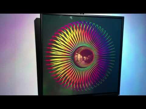 'Eyecycle' Chimera Hologram