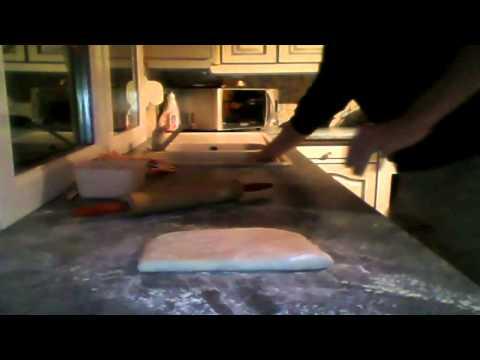les recettes de ma grand mere (le petit pain au chocolat)