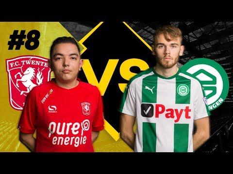#TWEGRO | Emre Benli vs Nick den Hamer | Speelronde 8 | XBOX | eDivisie 1718