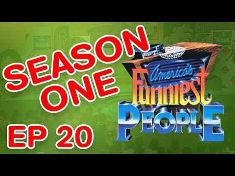 America's Funniest People | SEASON 1 - EPISODE 20