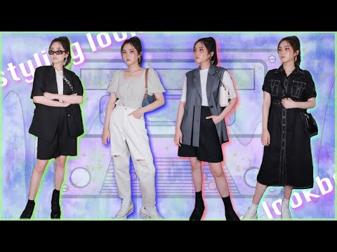 💚STYLING LOOKBOOK💚 SUMMER OUTFIT IDEAS (Feat J.ING) 취향듬뿍 여름 아웃핏 스타일링! from YouTube · Duration:  3 minutes 37 seconds