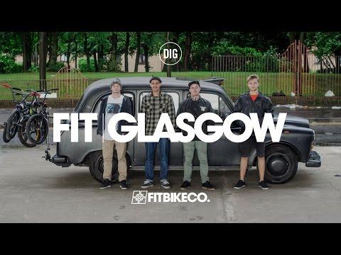 FIT GLASGOW x DIG BMX