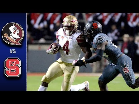 Florida State vs. NC State Highlights (2016)