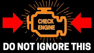 How To Fix Check Engine Light - 34 Possible Causes