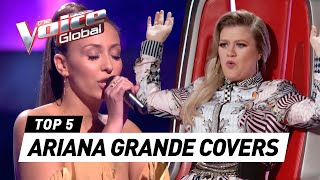 ARIANA GRANDE in The Voice
