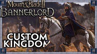 Forging My Own Custom Kingdom? - Mount & Blade II: Bannerlord #3