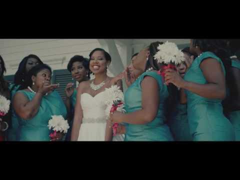 teal-wedding