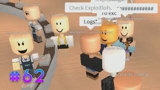 I'M TAKING OVER EVERYONE?!?! |ROBLOX EXPLOITING #62