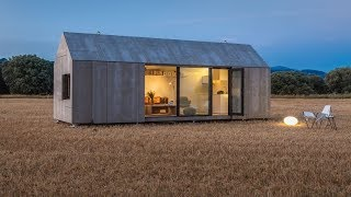 Prefab Cabins From Around The World - Plans and Pictures