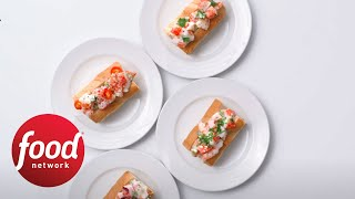 Lobster Roll   Cooks vs Cons   Food Network