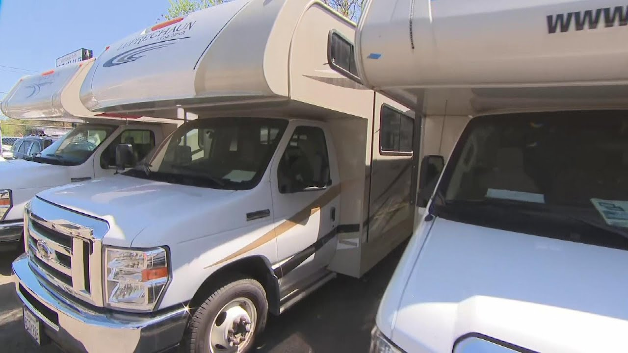 What It Takes to Drive an RV