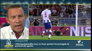 Buyo: Casillas ha estado fantástico