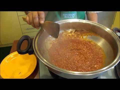 how to make sambal sauce