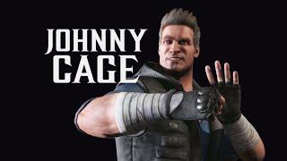 Mortal Kombat X part 1 Intro Johnny Cage Story Mission 1 MKX thumbnail