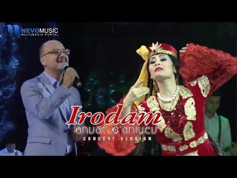 Anvar G'aniyev - Irodam (Konsert 2017)