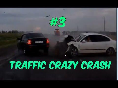Amazing CAR CRASH COMPILATION - Crazy Traffic Accident - Best Dash Cam Crash Collision Part.3