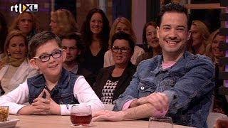 Valerio Zeno: ik wil niet steeds hetzelfde trucje  - RTL LATE NIGHT