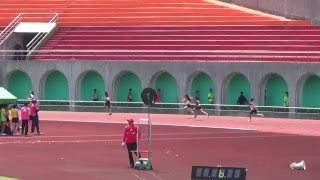 105年全國小學田徑錦標賽高雄市女童400M接力預賽