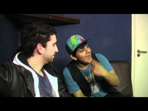 DOCTOR P. & ANDY C INTERVIEWS BY BOLLYWOOD YOUNG TV