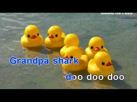 PINK FONG - BABY SHARK (#26464) VIDEOKE KARAOKE (MEGAPROPLUS MIGUELITO)