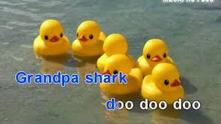 Video PINK FONG - BABY SHARK (#26464) VIDEOKE KARAOKE (MEGAPROPLUS MIGUELITO) download MP3, 3GP, MP4, WEBM, AVI, FLV Juli 2018