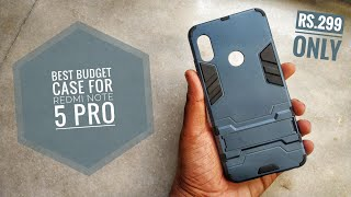 Best Budget Case For Redmi Note 5 Pro