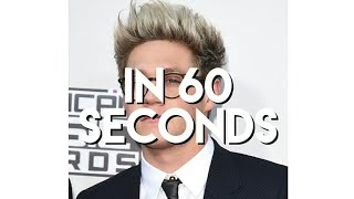 We tried our very best to fit Niall Horan into 60 seconds...did we miss your fav fact?:DontBoreUS