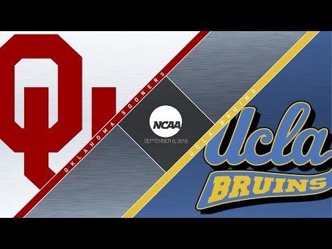 OU Highlights vs  UCLA (09/08/18)
