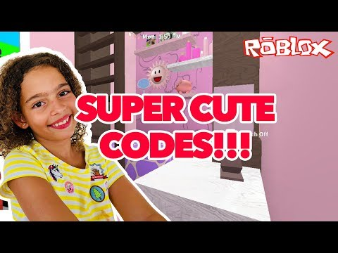 MY SUPER CUTE BLOXBURG CODES FOR PICTURES FOR GIRLS!