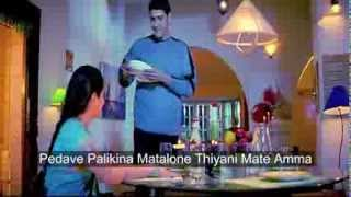 pedave-palikina-nani-telugu-movie-song