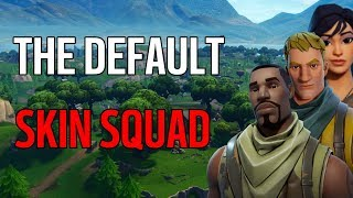 THE NO SKIN SQUAD! Fortnite Stream Highlights Ep. 4