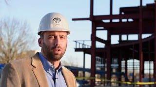 Construction Management graduate Adam Tullos
