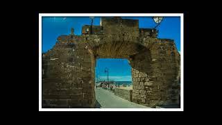 Les villes de Cadiz et Tarifa, Espagne