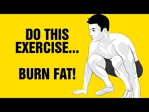 The Best One Exercise Fat Burning Workout of All Time – How To Do Burpees