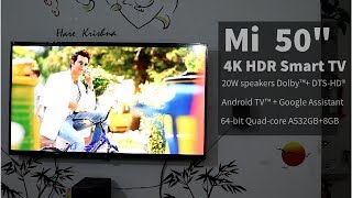 """Mi TV 4X (50"""") review 