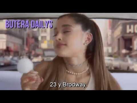 Ari by Ariana Grande - Debut Fragance (Official Video) [SUBTITULADO]